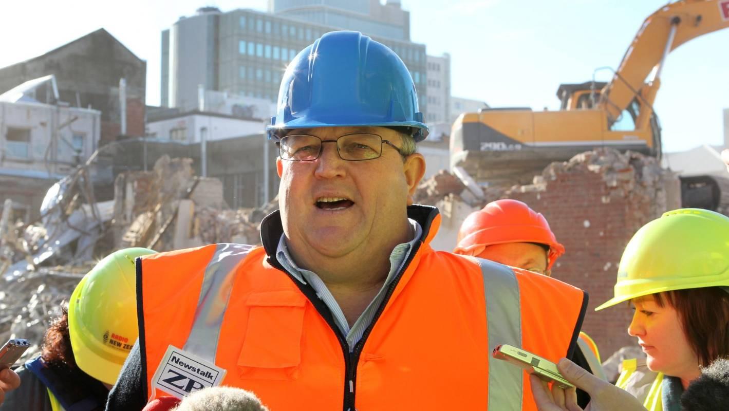 Gerry Brownlee seeks Ilam seat for 2020