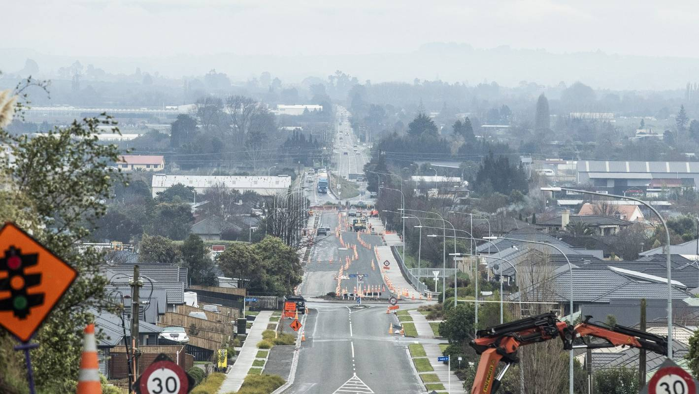 'Long list' of defects need fixing on delayed Bateup Rd upgrade in Richmond