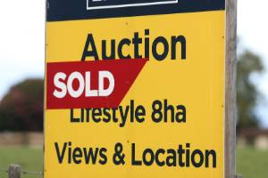 It takes longer to sell a lifestyle block.