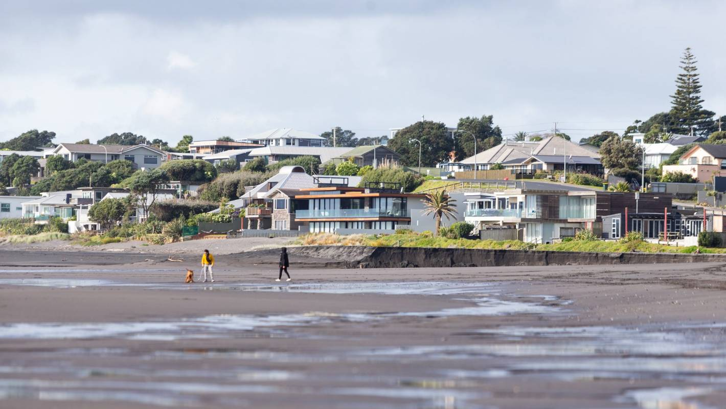The seaside village that's fighting to stay that way