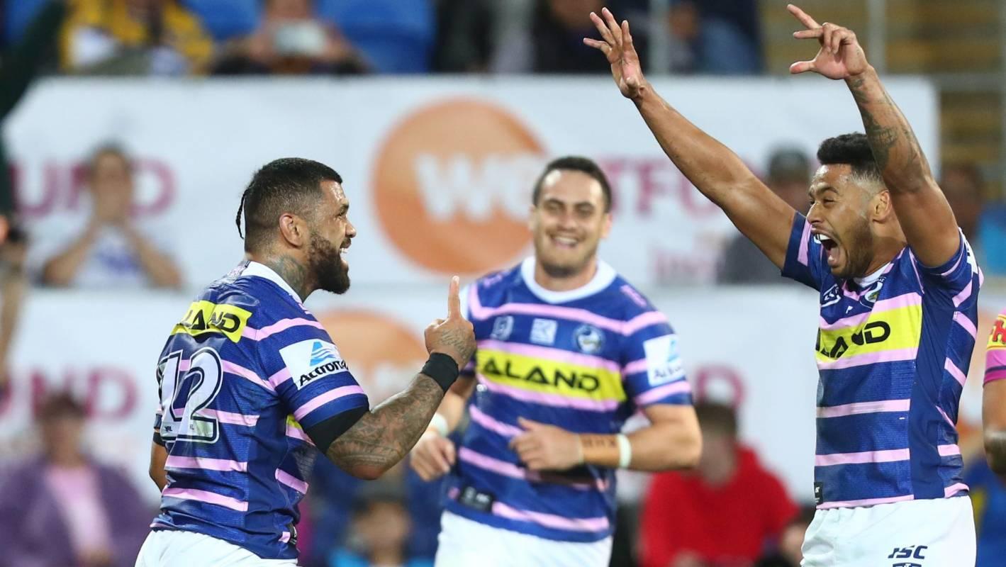Parramatta Eels condemn Gold Coast Titans to another heavy loss