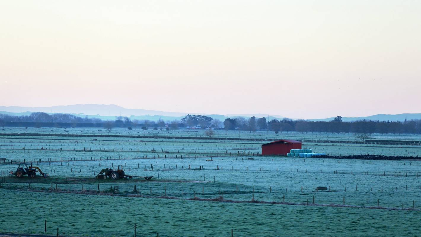 Freezing night for many as temperatures plummet