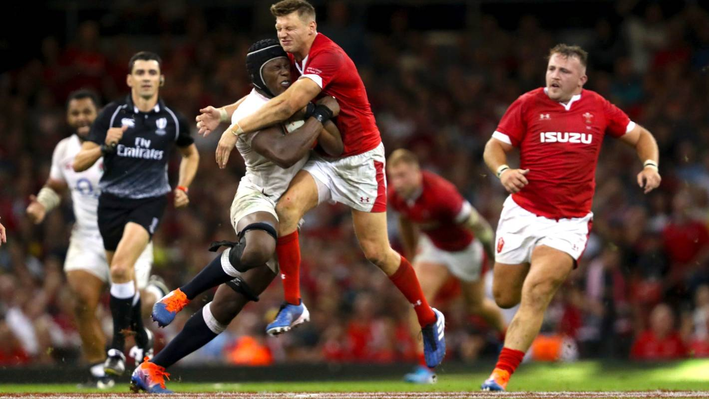 Rugby World Cup: George Gregan says Wales' lack of attack will cost them trophy