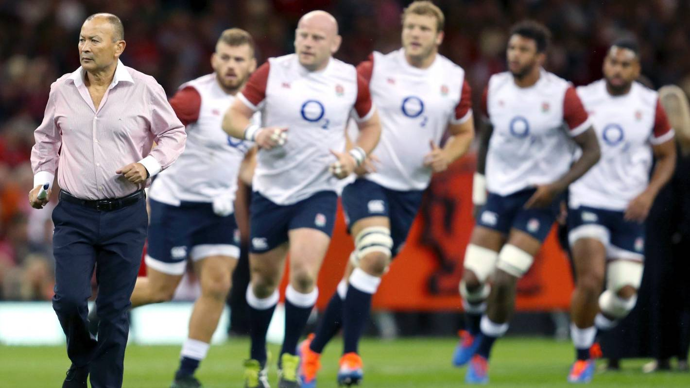 Rugby World Cup: 'Mechanical' England failing to excite even their own fans