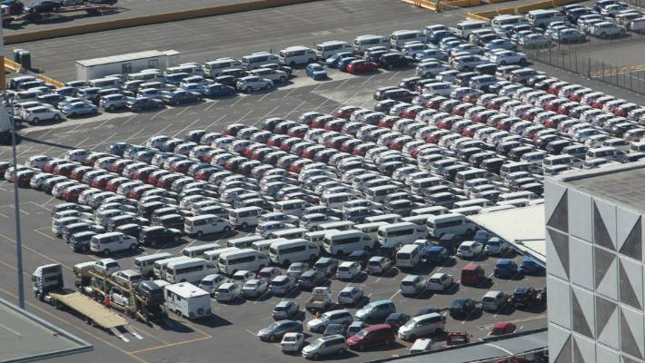 The future of vehicle imports through Ports of Auckland has become a hot political topic