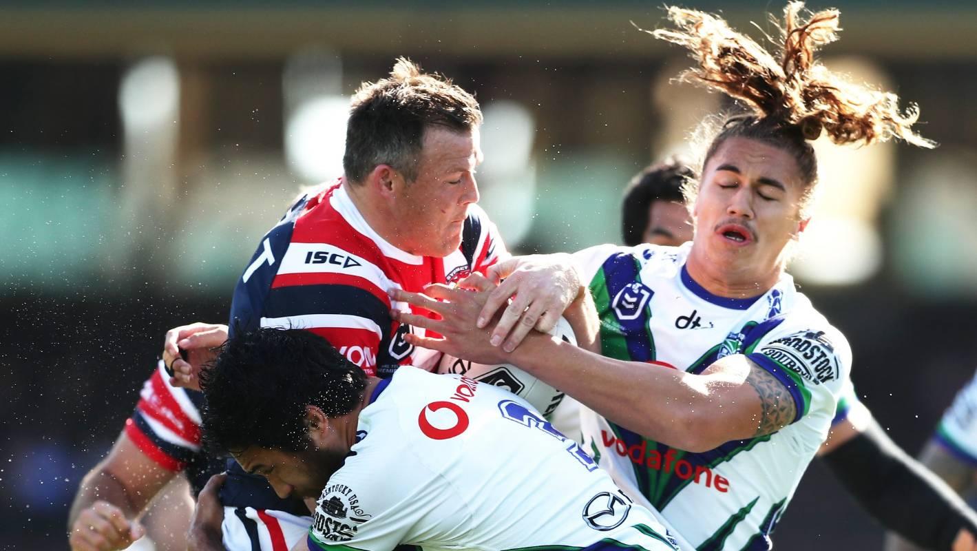 NRL: Warriors outclassed by Roosters as season slips away