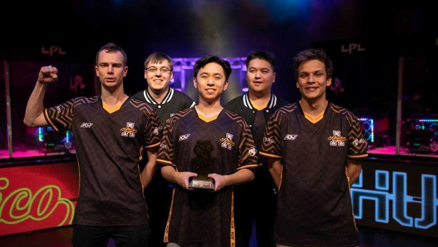 Future of Esports shines bright for talented Kiwi Sam Johnson