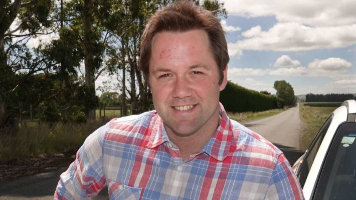 Clutha-Southland MP Hamish Walker.