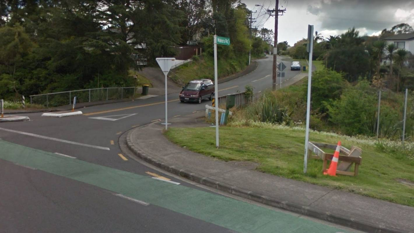 Teenage girls roll in stolen car following police chase through West Auckland