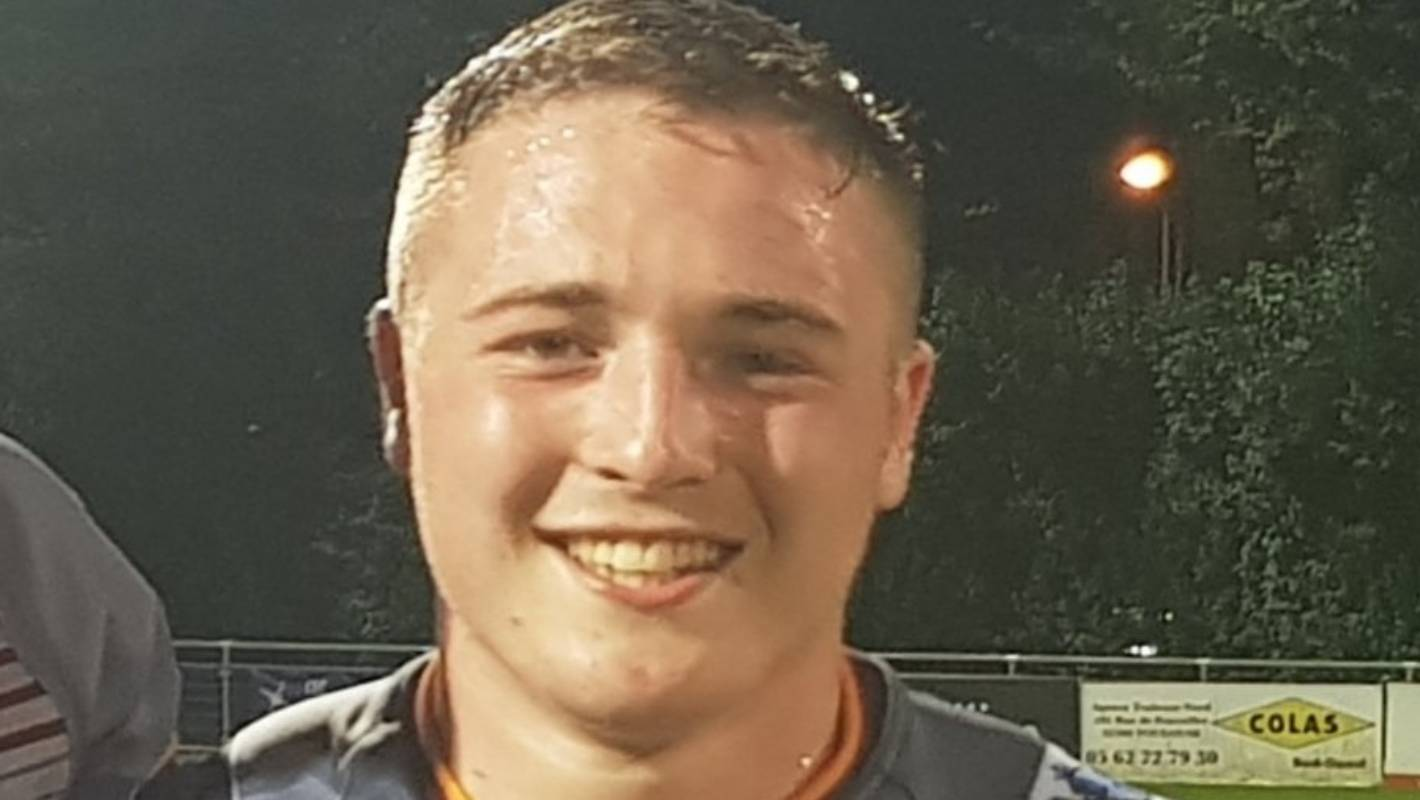 English rugby league player found dead in hotel room after professional debut