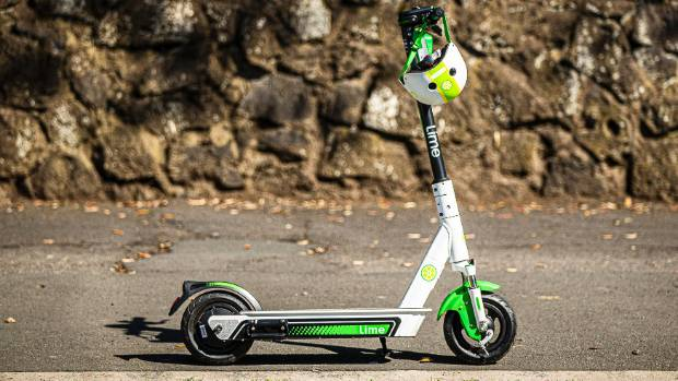 Man accused of stealing 50 Lime scooters in Christchurch