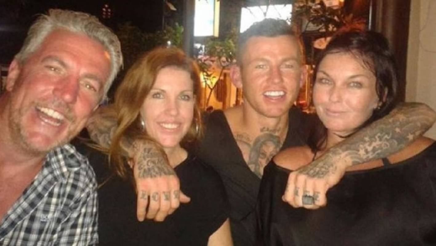 Todd Carney: Behind his infamous Schapelle Corby photo in Bali
