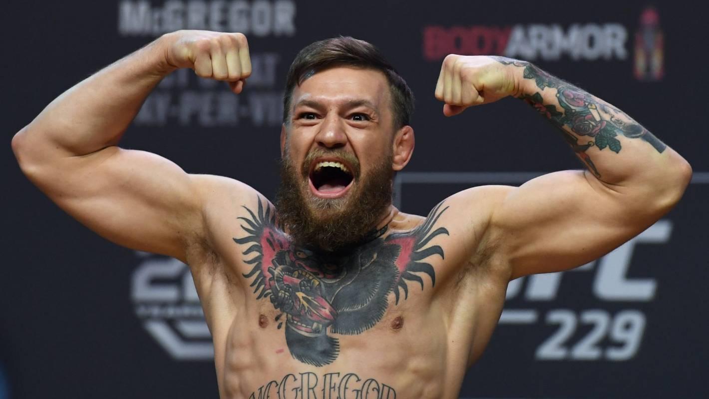 Wonderbaarlijk Conor McGregor 'agrees' to fight Irish boxer who called him out HW-33