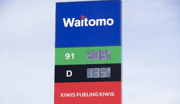 Waitomo gas station to rival rising fuel prices welcome news for Whangamatā