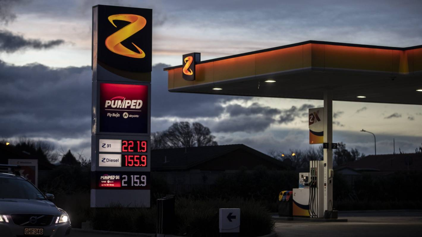 Z Energy Accused Of Raising Prices Before Offering A