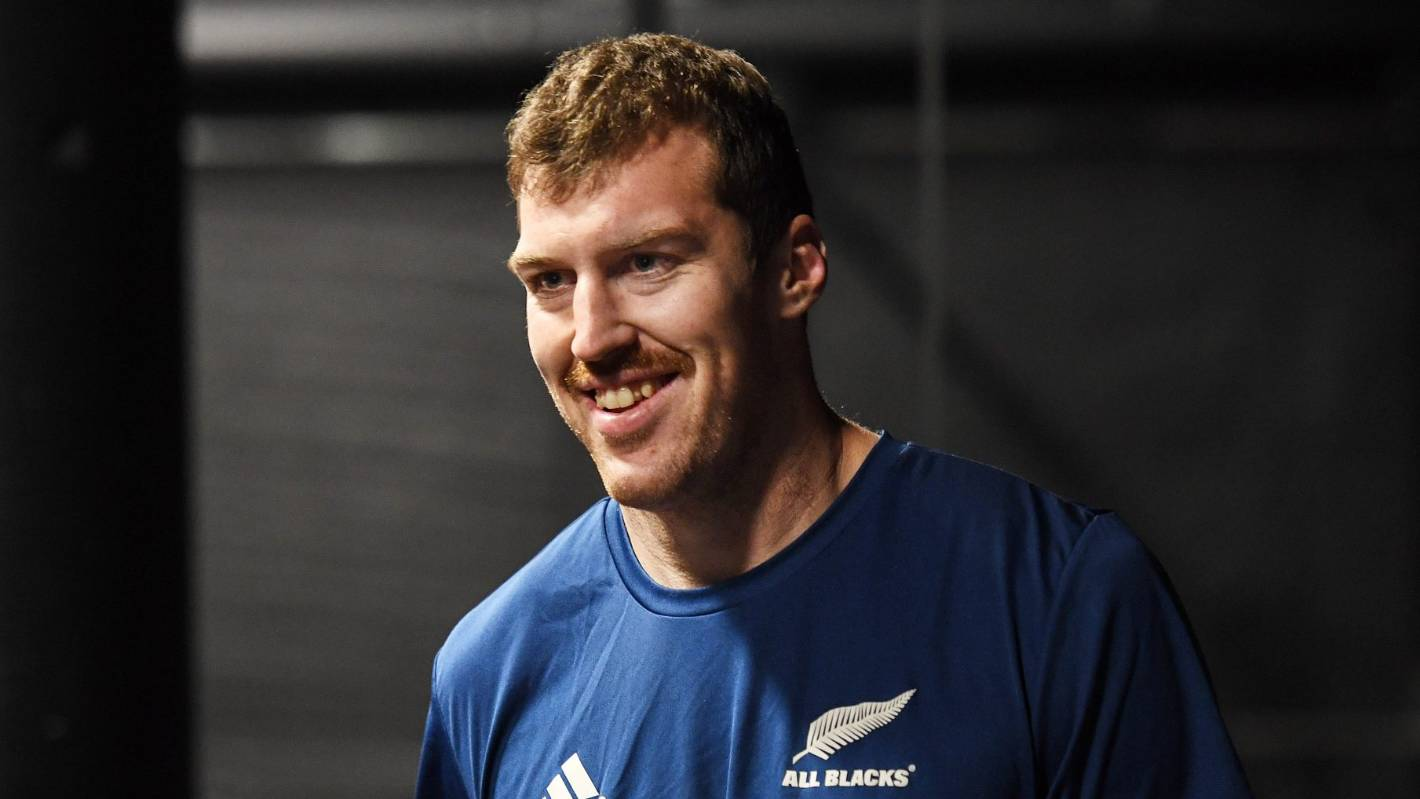 Rugby World Cup: Injured All Black Brodie Retallick enjoys family time on Mt Ruapehu