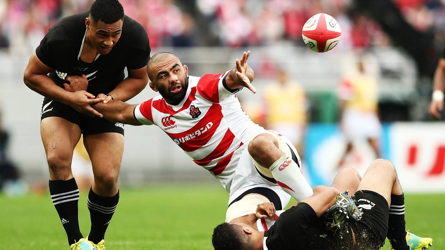 Rugby World Cup 2019: Michael Leitch talks up Japan's tournament hopes