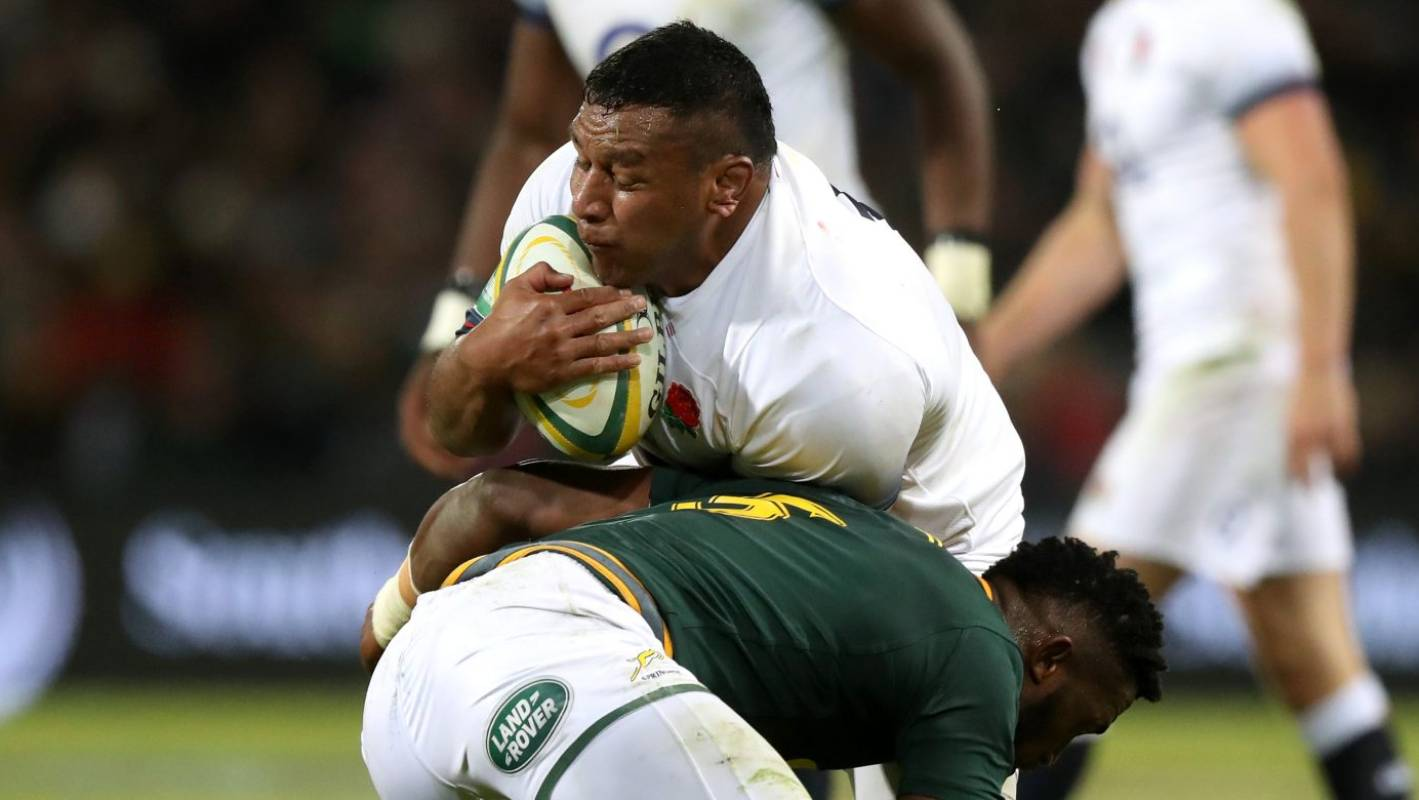 Rugby World Cup 2019: Fit-again prop Mako Vunipola gives England huge boost