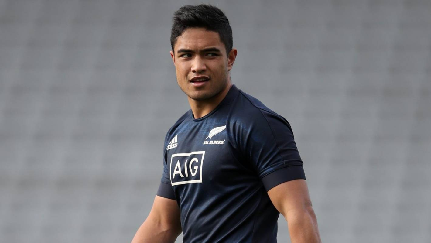 Josh Ioane admits missing out on All Blacks debut was 'a hard pill to swallow'