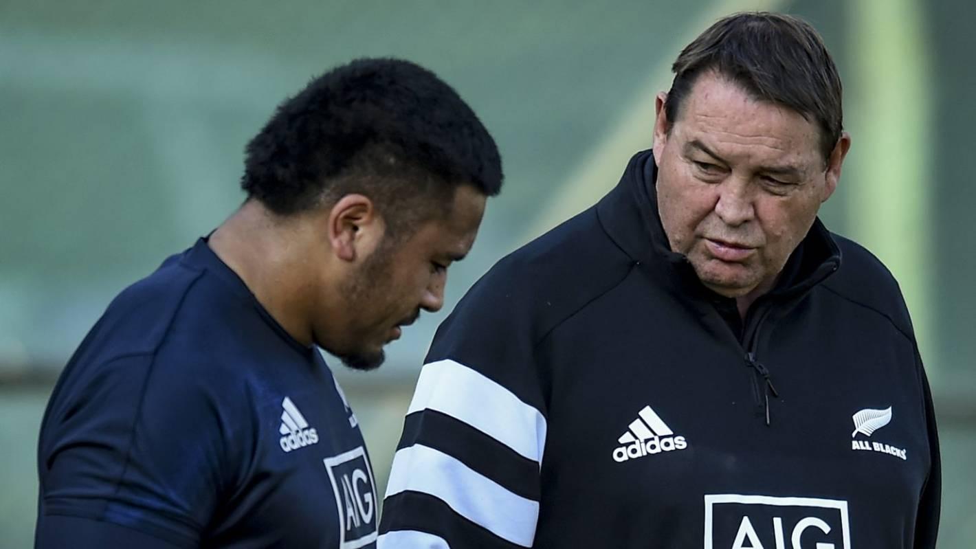 Vaea Fifita, Asafo Aumua keep Rugby World Cup dreams alive with Wellington Lions