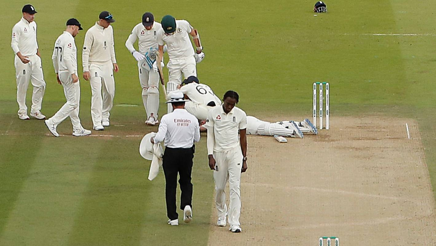 Ashes: Cricket is ignoring the elephant in the room after Jofra Archer's Australia barrage