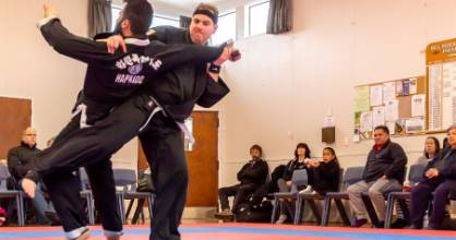Drummond will be attending the World Hapkido Championships in September.