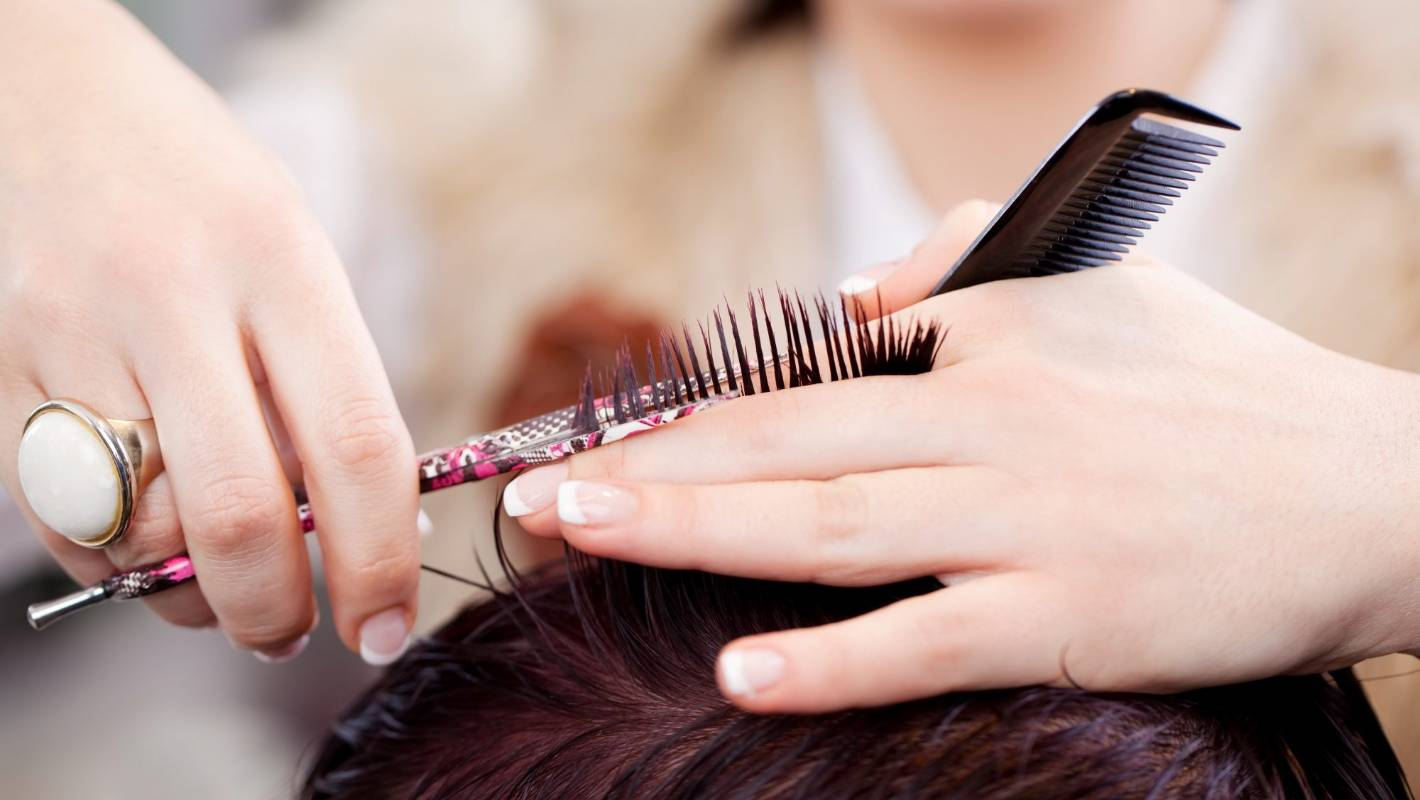Hairdresser awarded $40,110 after she quit