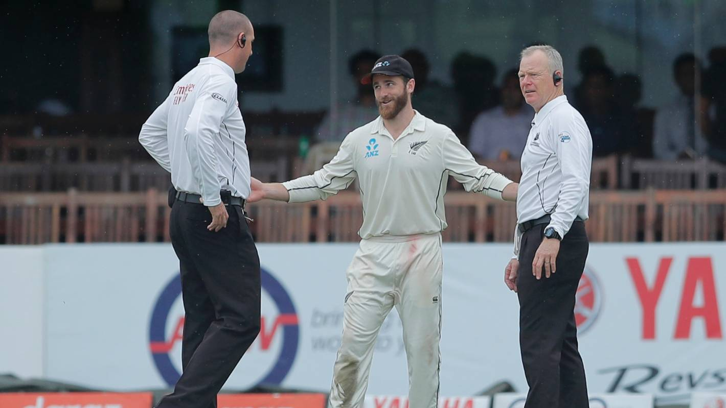 Black Caps v Sri Lanka: Late wicket claws it back after hosts take charge