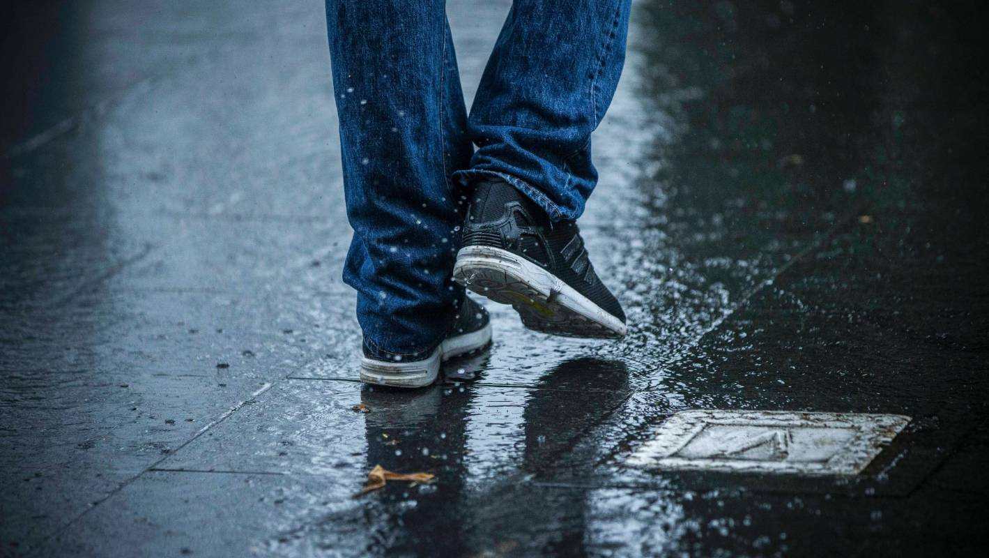 Rain has fallen every day in Auckland this month