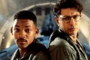 """""""Has anyone consulted Will Smith and Jeff Goldblum about this?"""""""