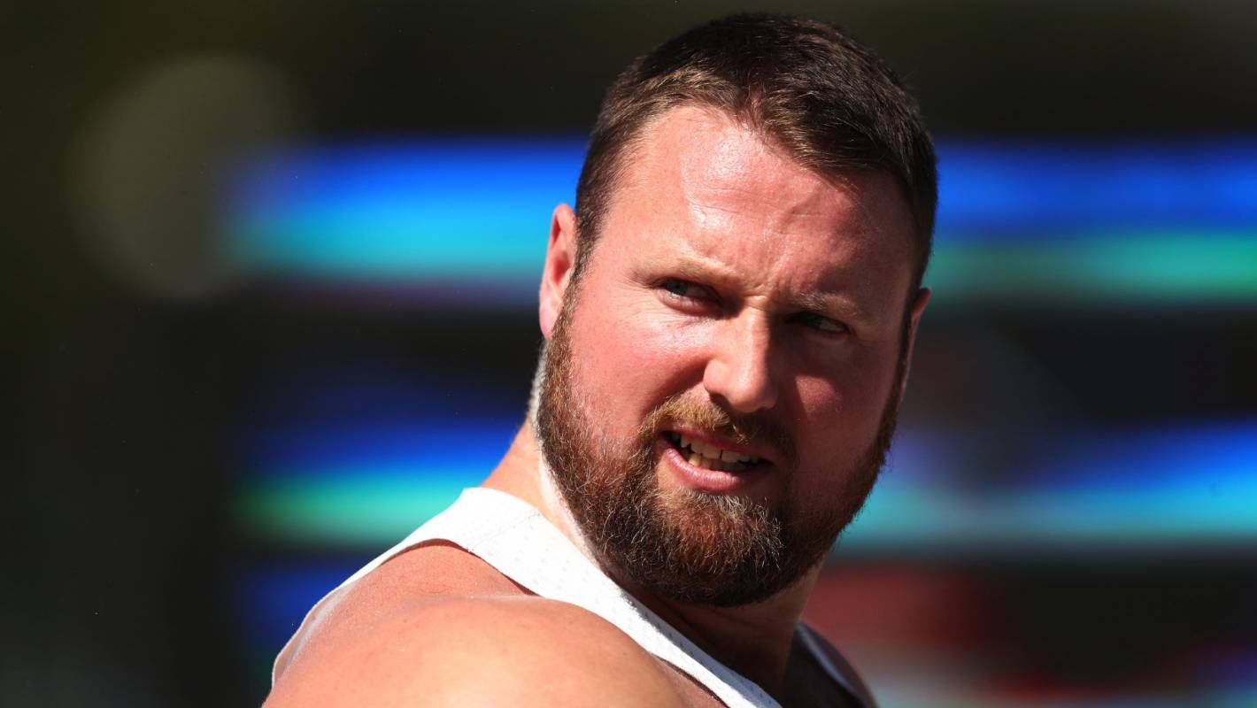 Kiwi shot put champ Tom Walsh too good for rivals in Zagreb with 21.98m throw