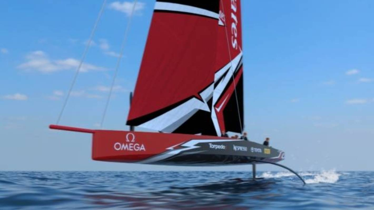 Team NZ in final countdown to launch of radical new