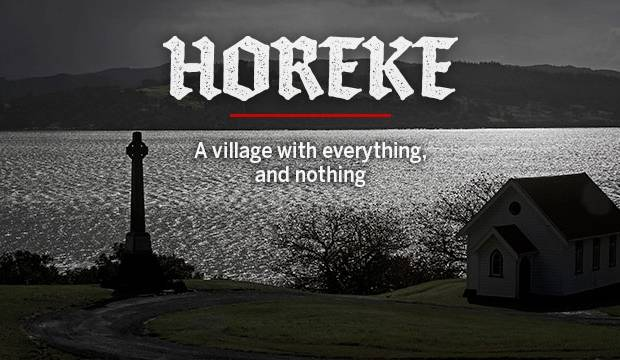 Poverty, addiction and poor housing wrack the once important small Northland settlement of Hōreke.