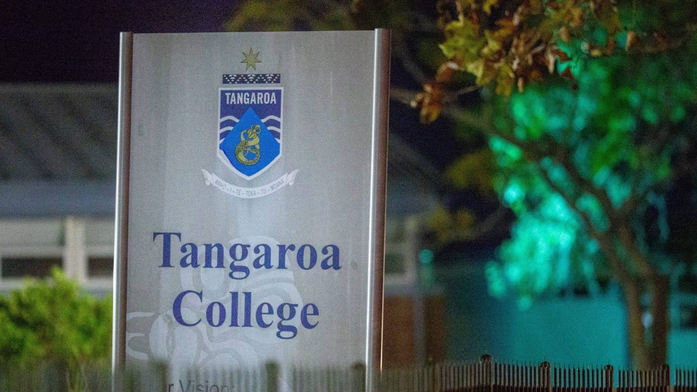 Brawl erupts at high school rugby match in south Auckland