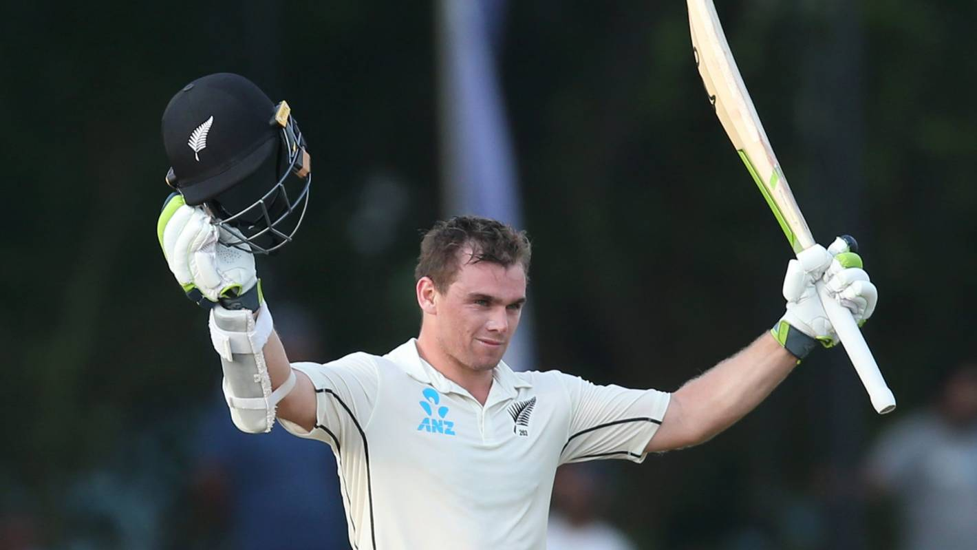 Black Caps v Sri Lanka: Tom Latham in esteemed company with 10th test century