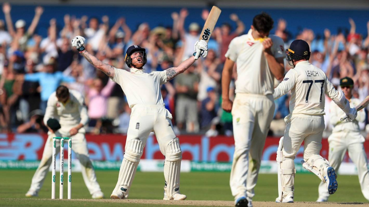 Ashes: Ben Stokes will lead England to Ashes glory, predicts Michael Vaughan