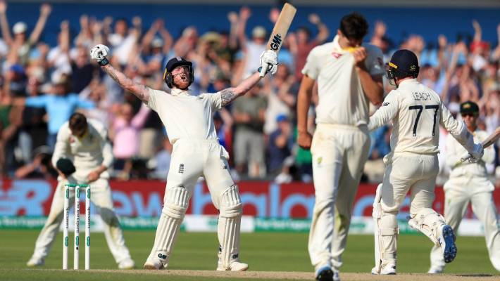 Ben Stokes leads England to stunning win in third Ashes test