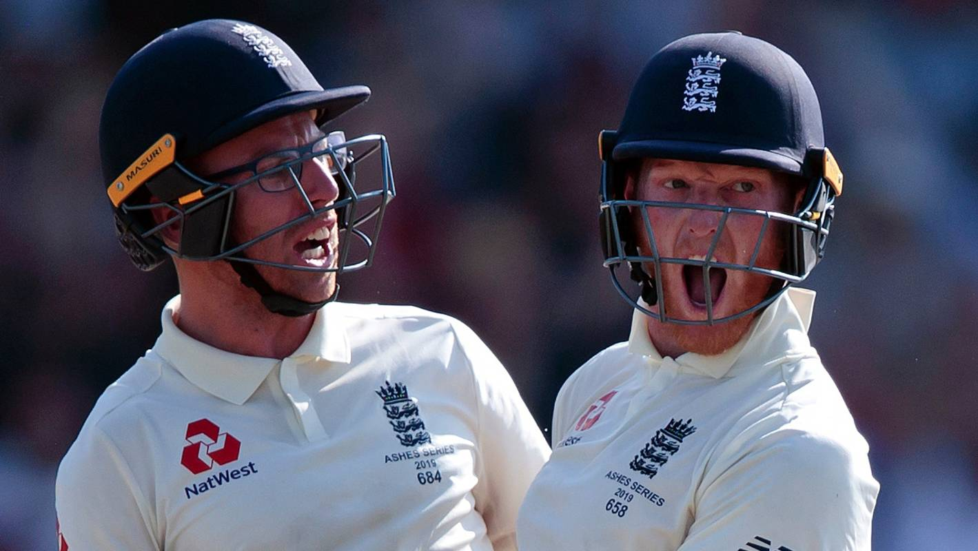 Ashes: Jack Leach gets free glasses for life as tailender helps England to stunning win