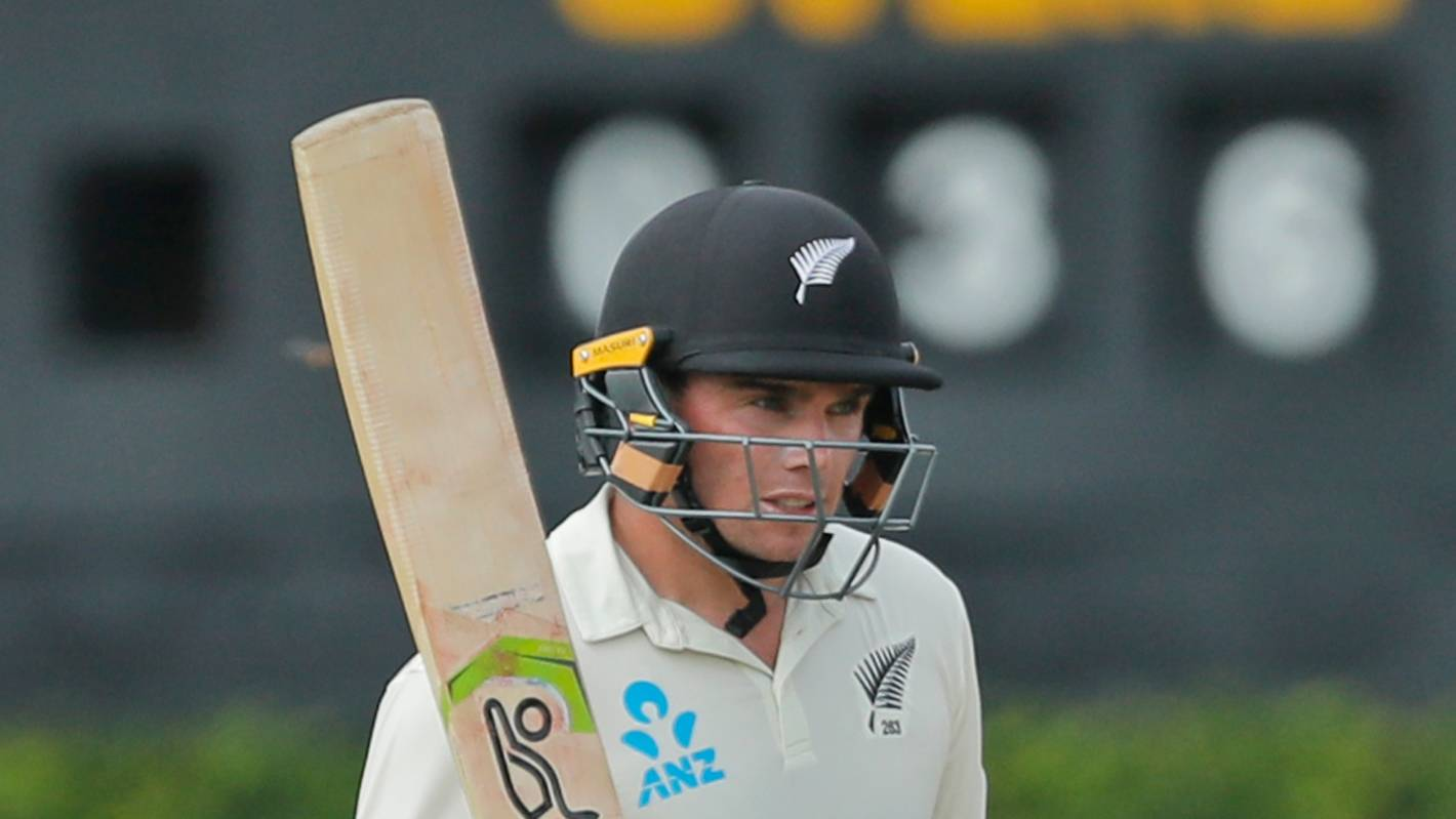 New Zealand v Sri Lanka: Tom Latham believes Black Caps win still in play