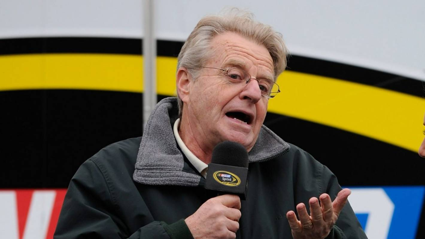 Jerry Springer says his show wasn't to blame for the deaths of two guests