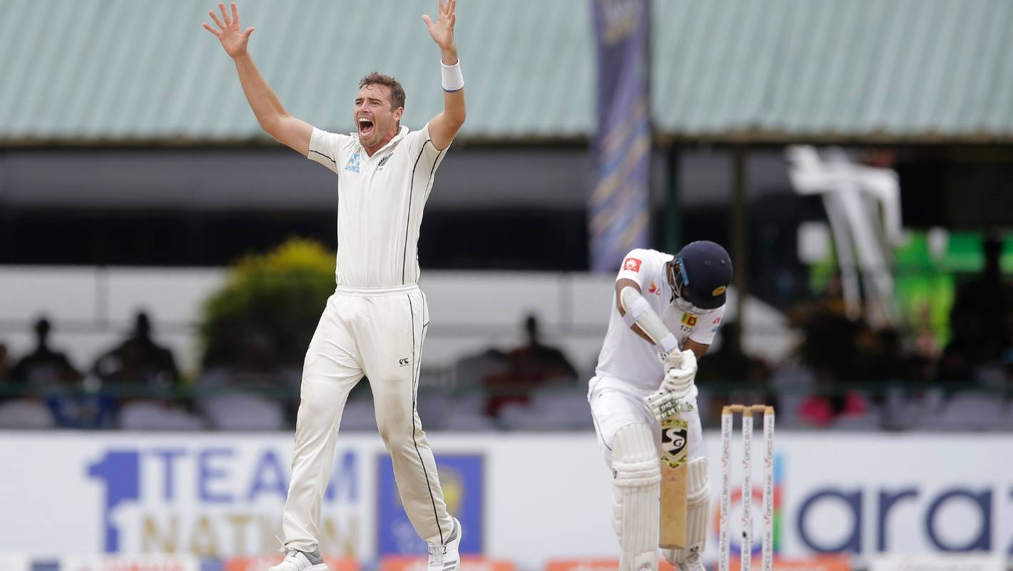 Black Caps v Sri Lanka: Stunning comeback levels series with repeat Colombo win