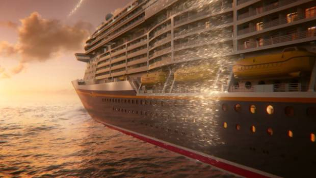 Sneak Peek At Disney S New Ship Stuff Co Nz
