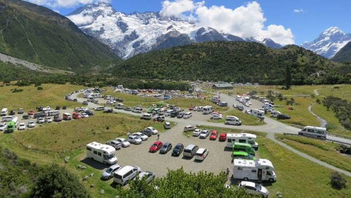 "Canterbury Aoraki Conservation Board acting chairman Robert Wynn-Williams said ""carrying capacity"" of the Aoraki/Mt Cook National Park remains a vexed issue""."