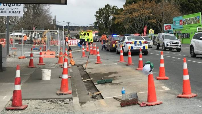 Woman dies after being hit by a truck at notorious Whangārei