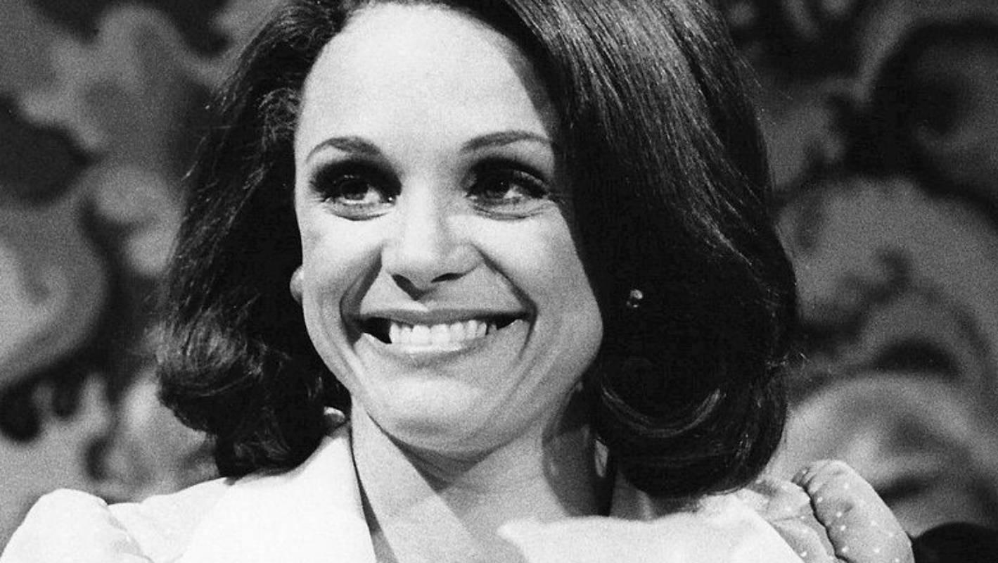 Valerie Harper, TV's Rhoda and Mary Tyler Moore show, has