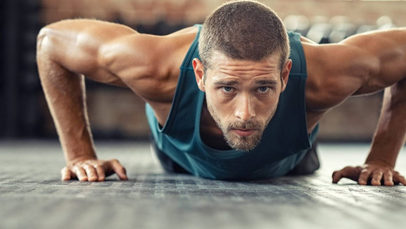 How to build a strong chest and fix your push-up | Stuff co nz