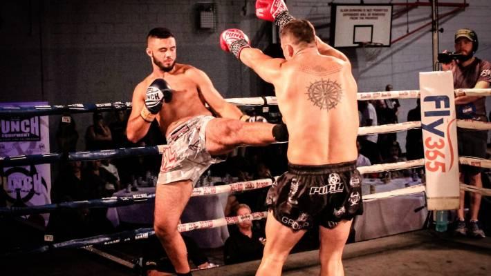 Nelson fighter wins Muay Thai national heavyweight title