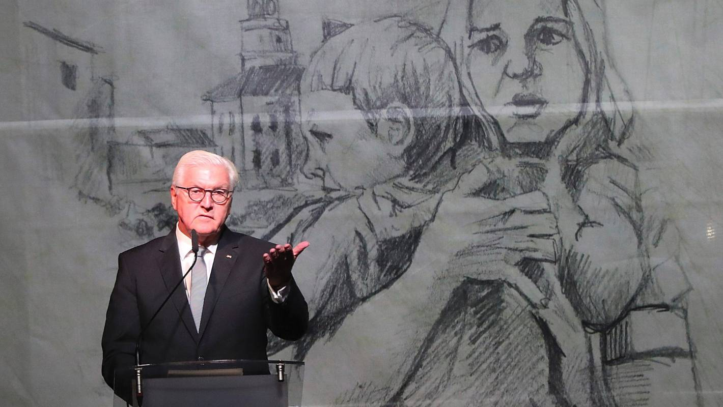 Germany asks Poland's forgiveness for WWII