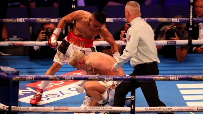 Boxing needs video refereeing after world title fight
