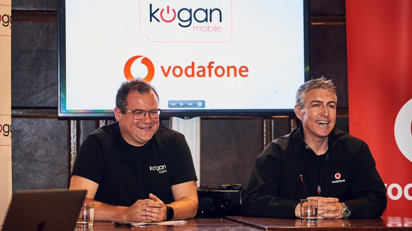 Vodafone partners with Australian-owned Kogan Mobile | Stuff